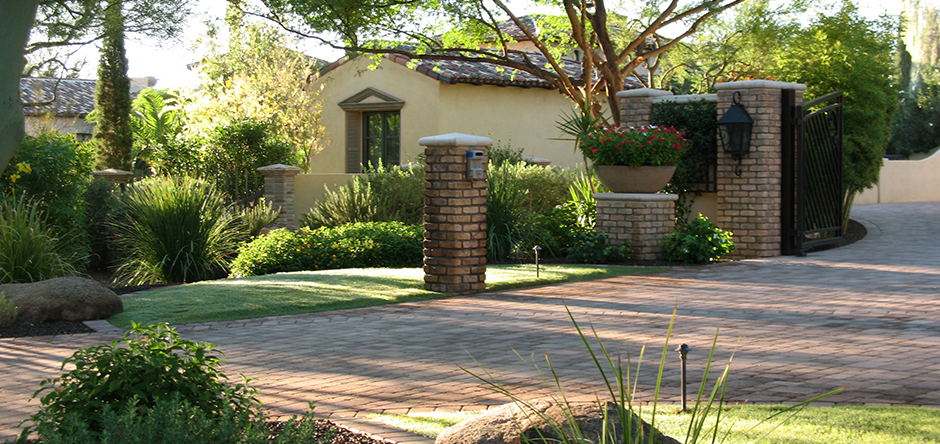 Let us take care of your Landscaping Maintenance